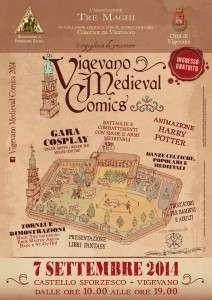 Vigevano Medieval Comics 2014