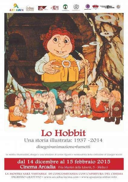 locandina hobbitarcadia