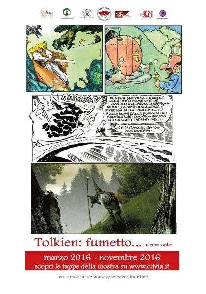 Tolkien a fumetti2016