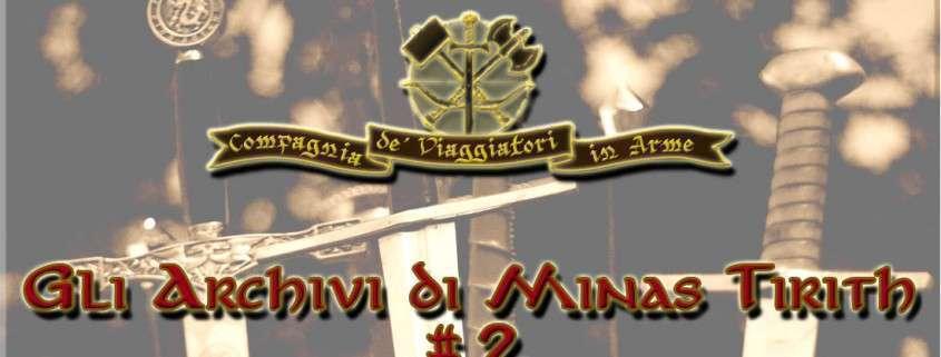 Archivi di Minas Tirith #2